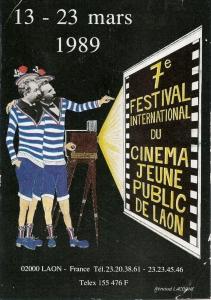 Affiche 1989