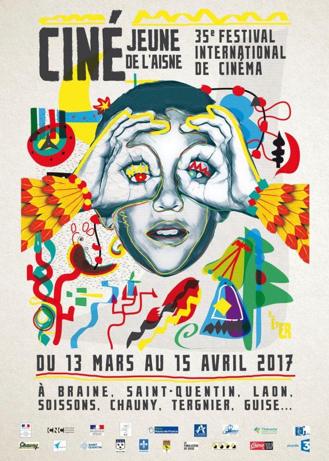 Le 35e Festival Ciné-Jeune de l'Aisne en 1 image !