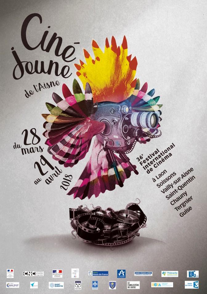 Le 36e Festival Ciné-Jeune de l'Aisne en 1 image !